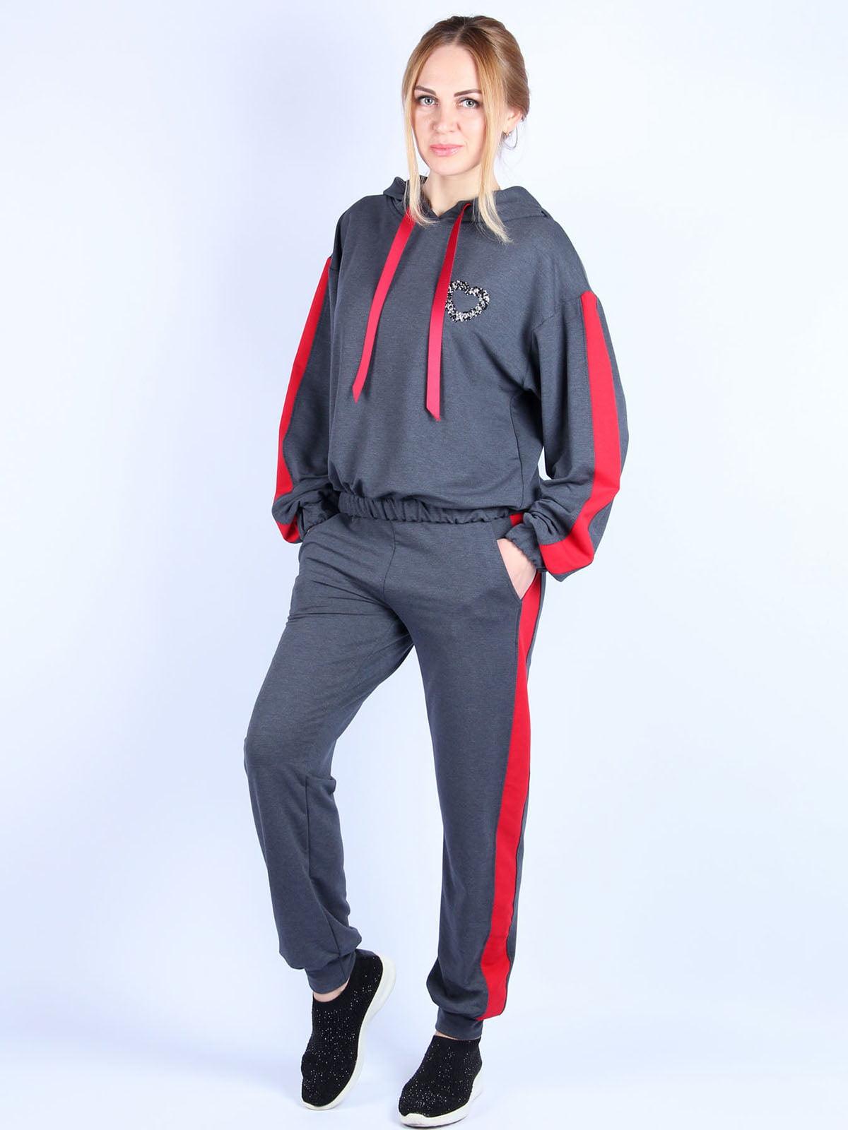 Костюм: худи и брюки   4894050