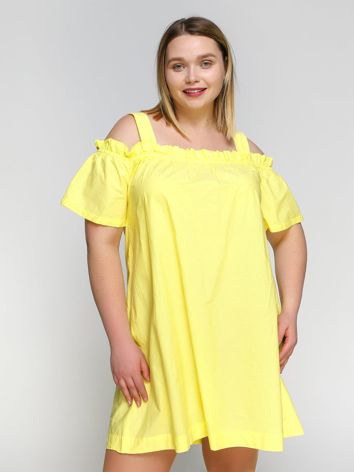 Сукня жовта | 4871081