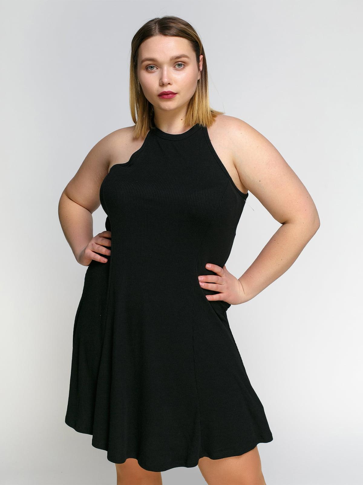 Сукня чорна | 4871078