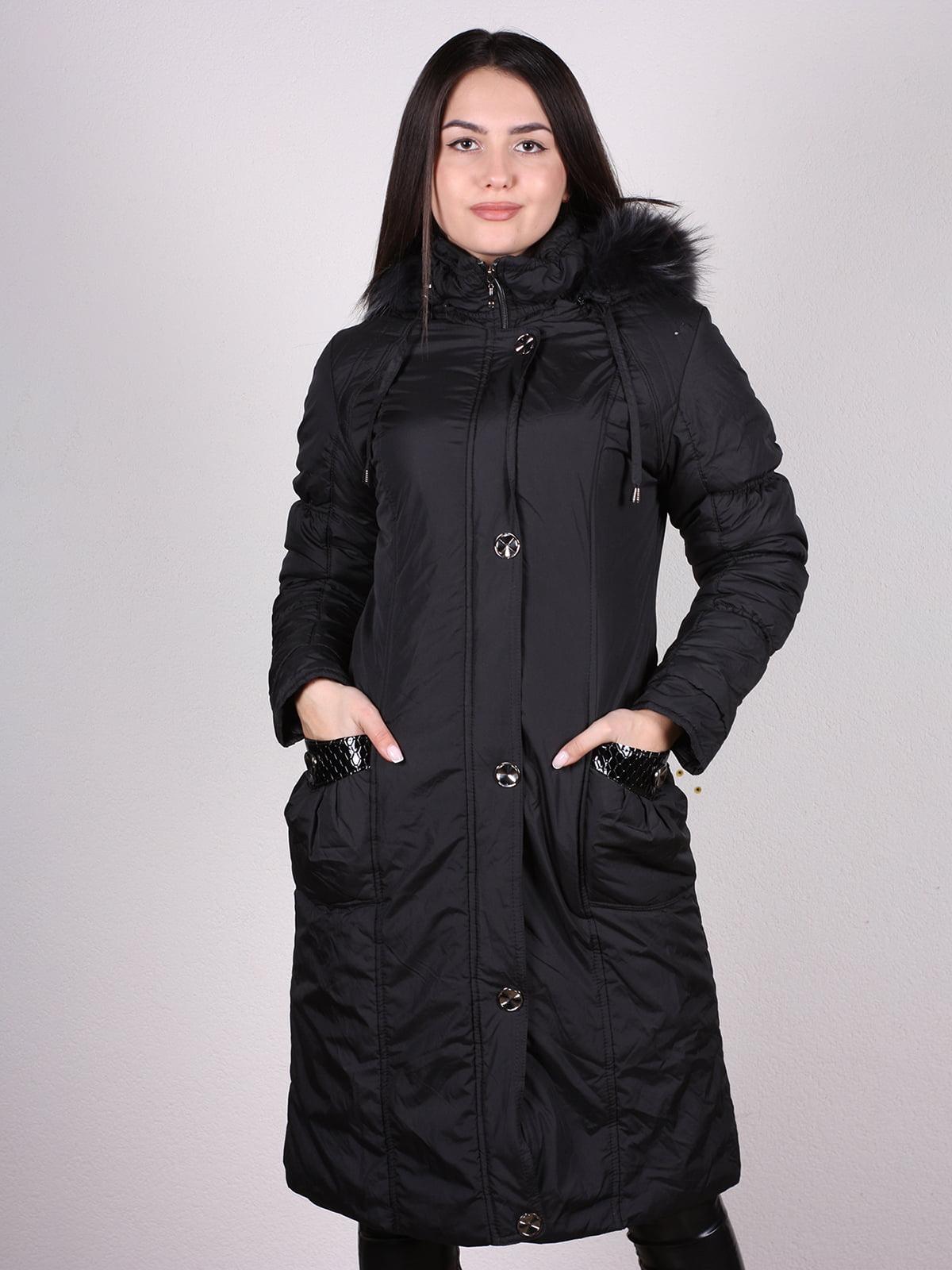 Пальто черное | 4897409