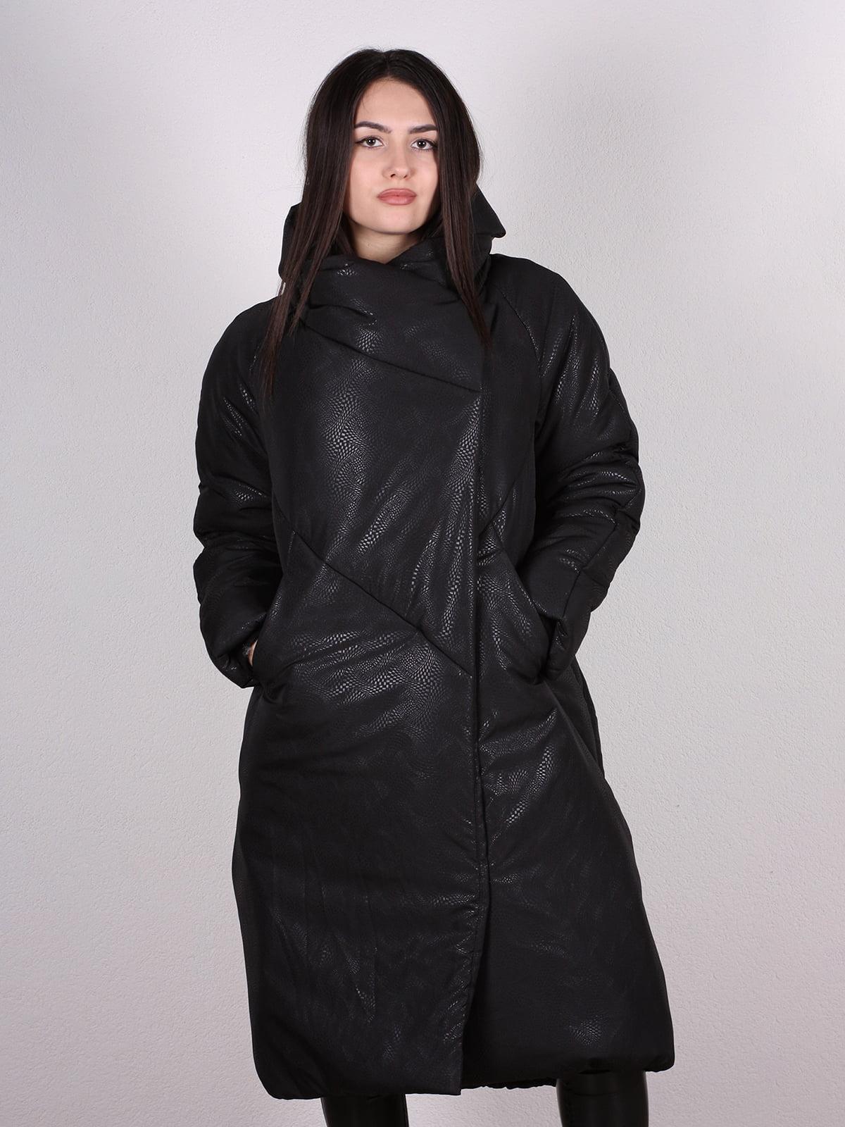 Пальто черное | 4897429