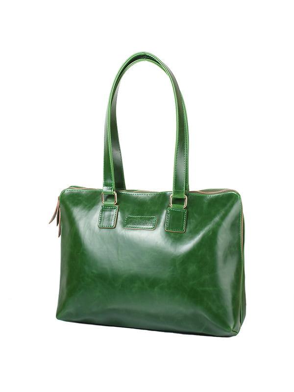 Сумка зелена | 4898220