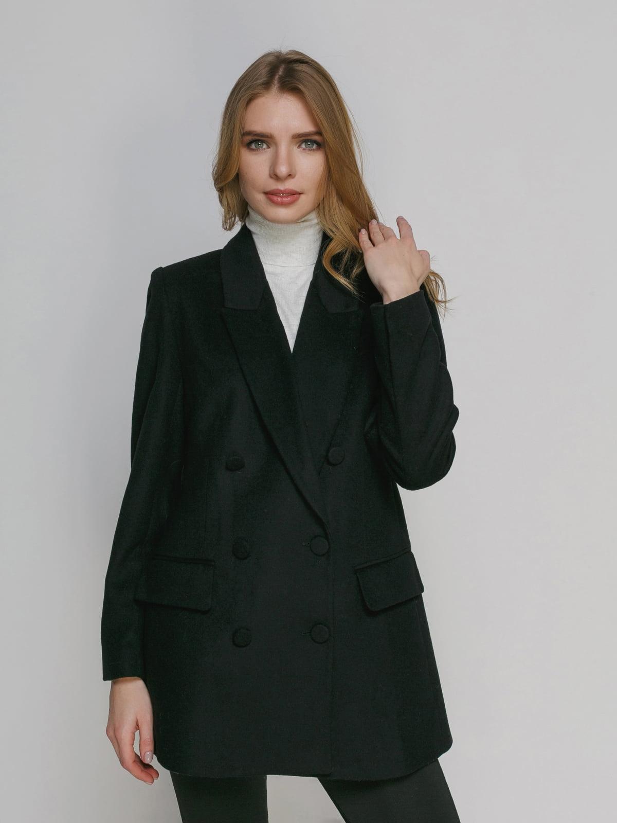 Пальто черное | 4876854