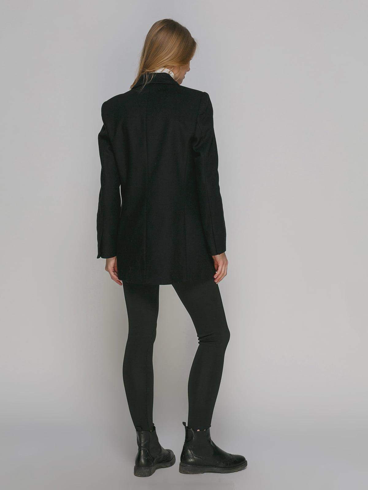 Пальто черное | 4876854 | фото 3