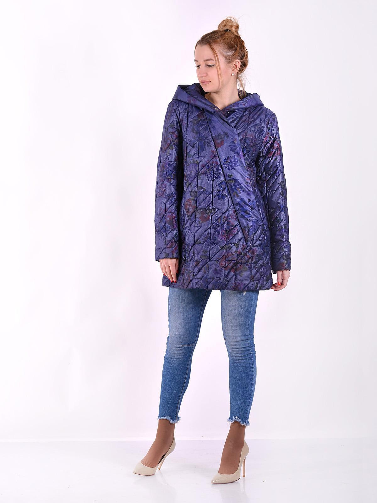 Куртка синя   4900834