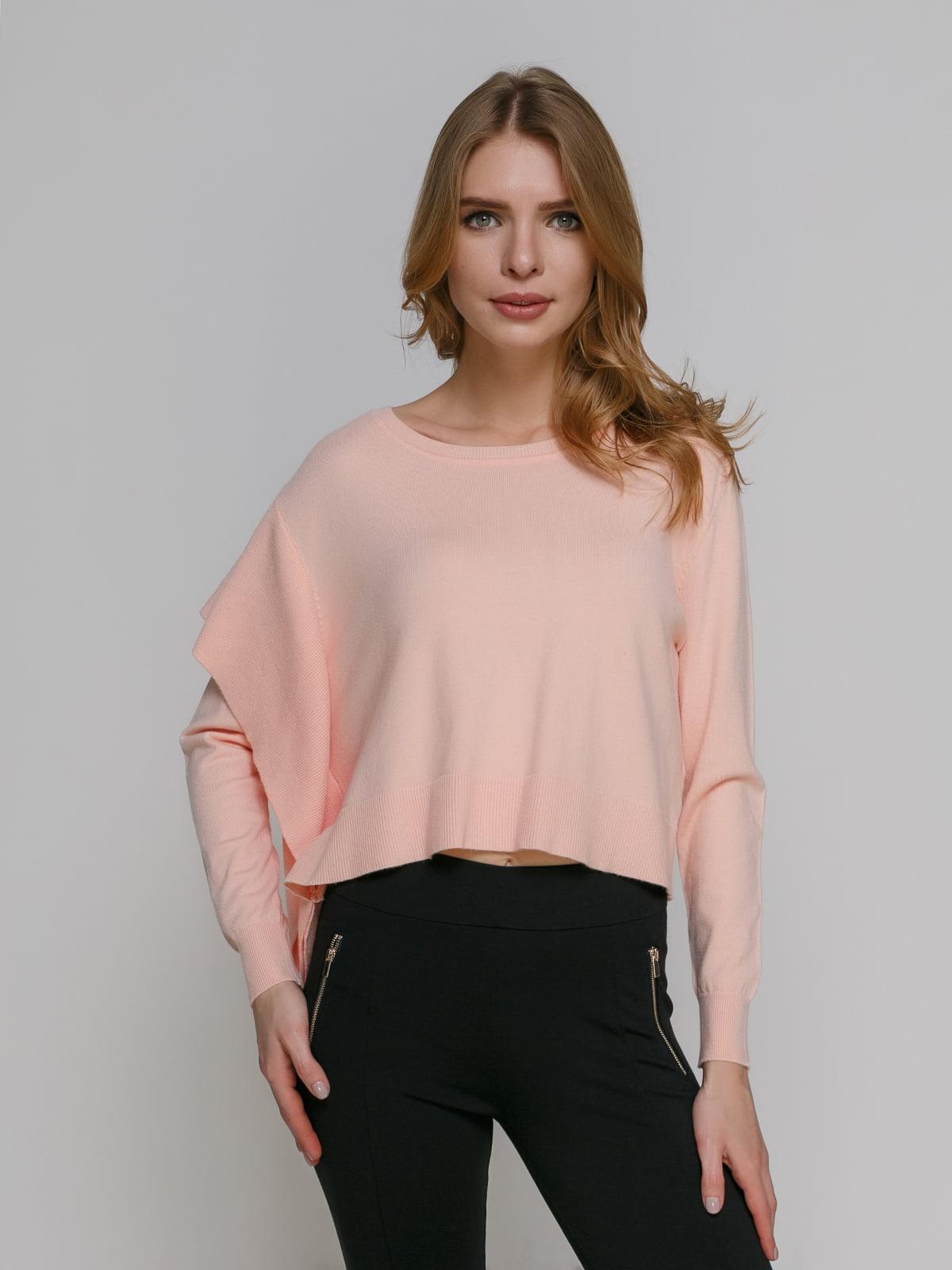 Джемпер рожевий | 4874559
