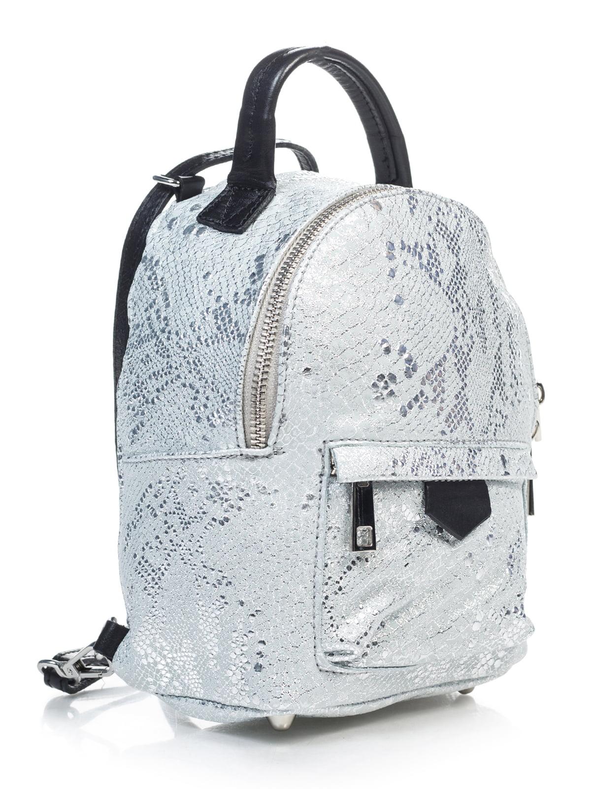 Рюкзак білий | 4897573 | фото 3