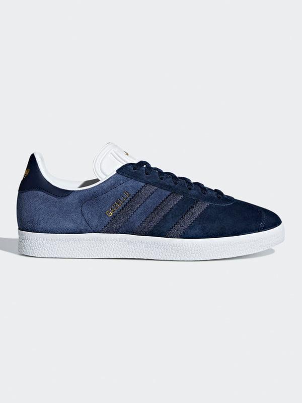 Кроссовки синие   4876891