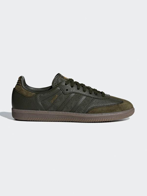 Кросівки кольору хакі | 4876899