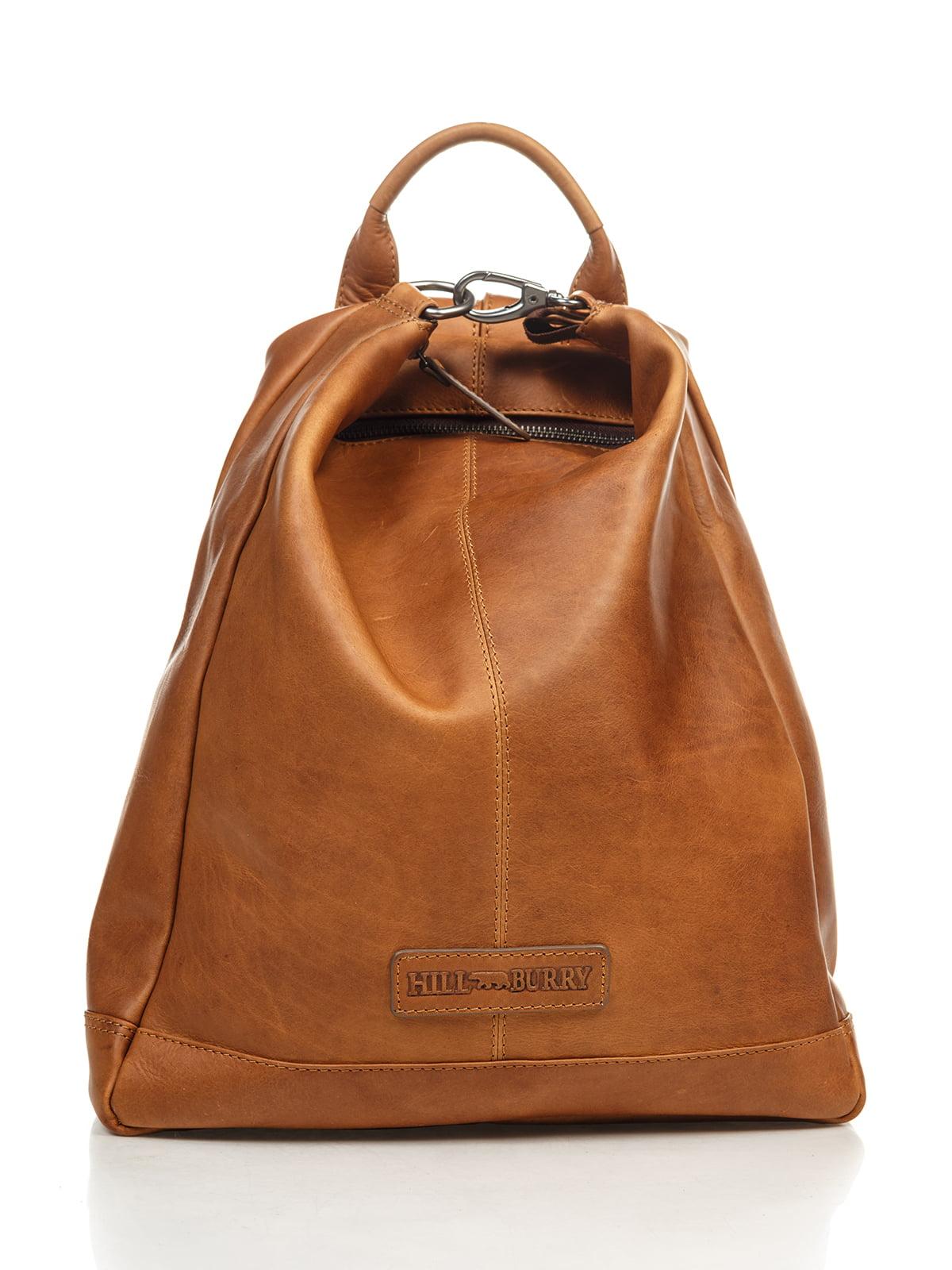 Рюкзак коньячного кольору   4897523