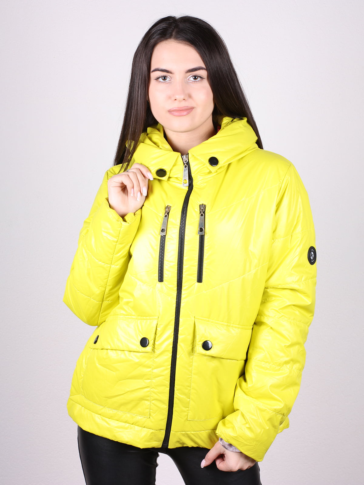 Куртка желтая | 4902392