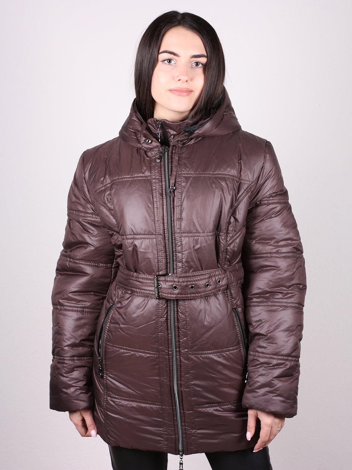 Куртка коричневая | 4902394
