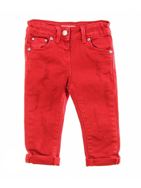 Штани червоні | 4781438
