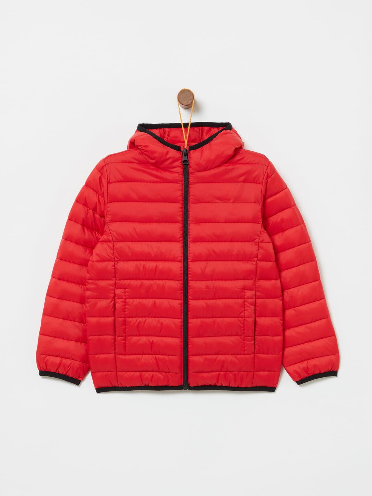 Куртка красная   4902857