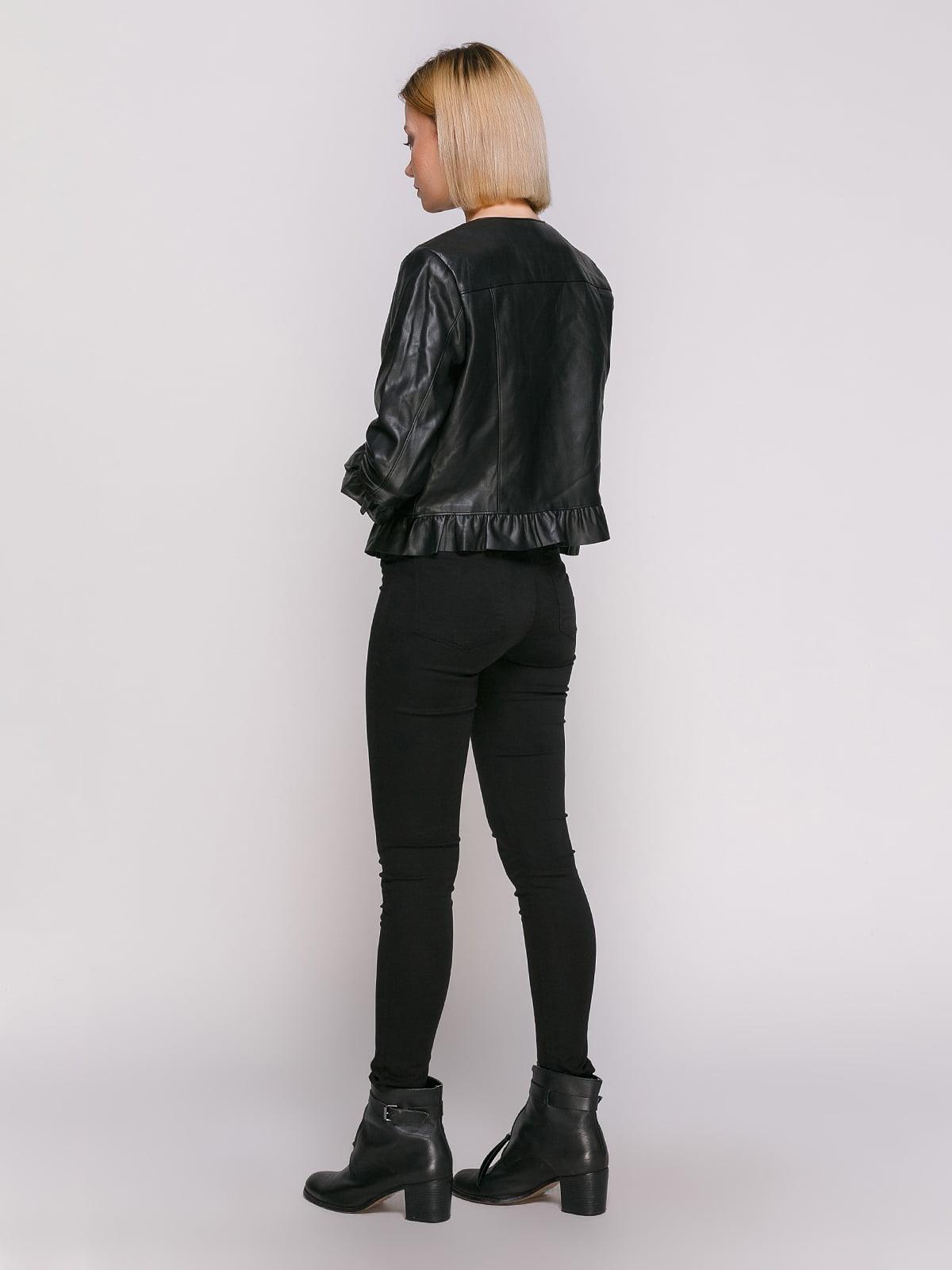 Куртка черная   4876006   фото 3