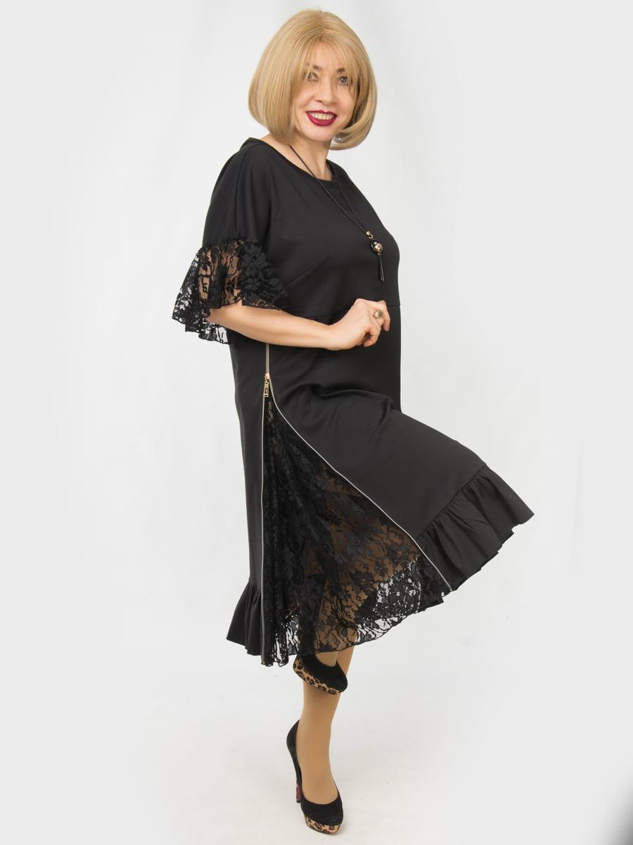 Платье черное | 4888883