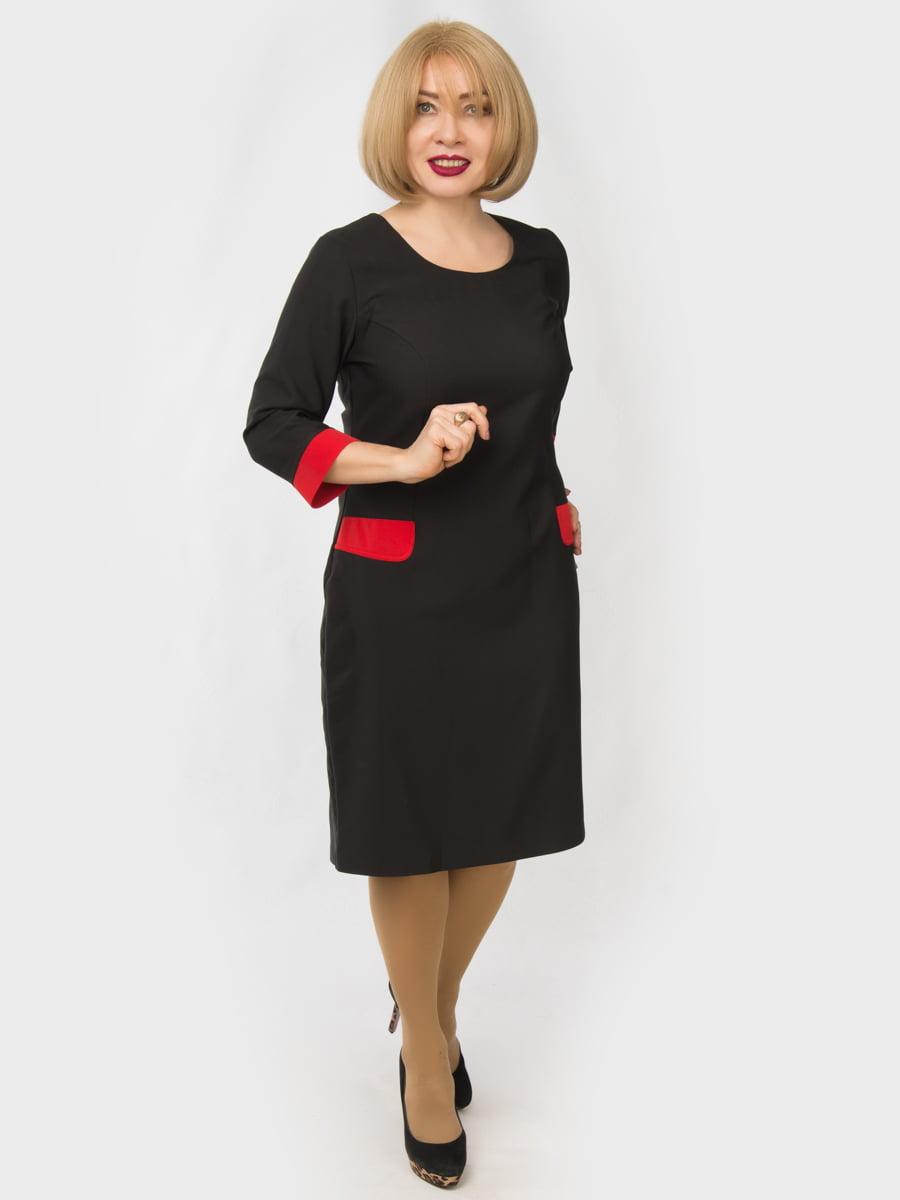 Платье черное | 4903709