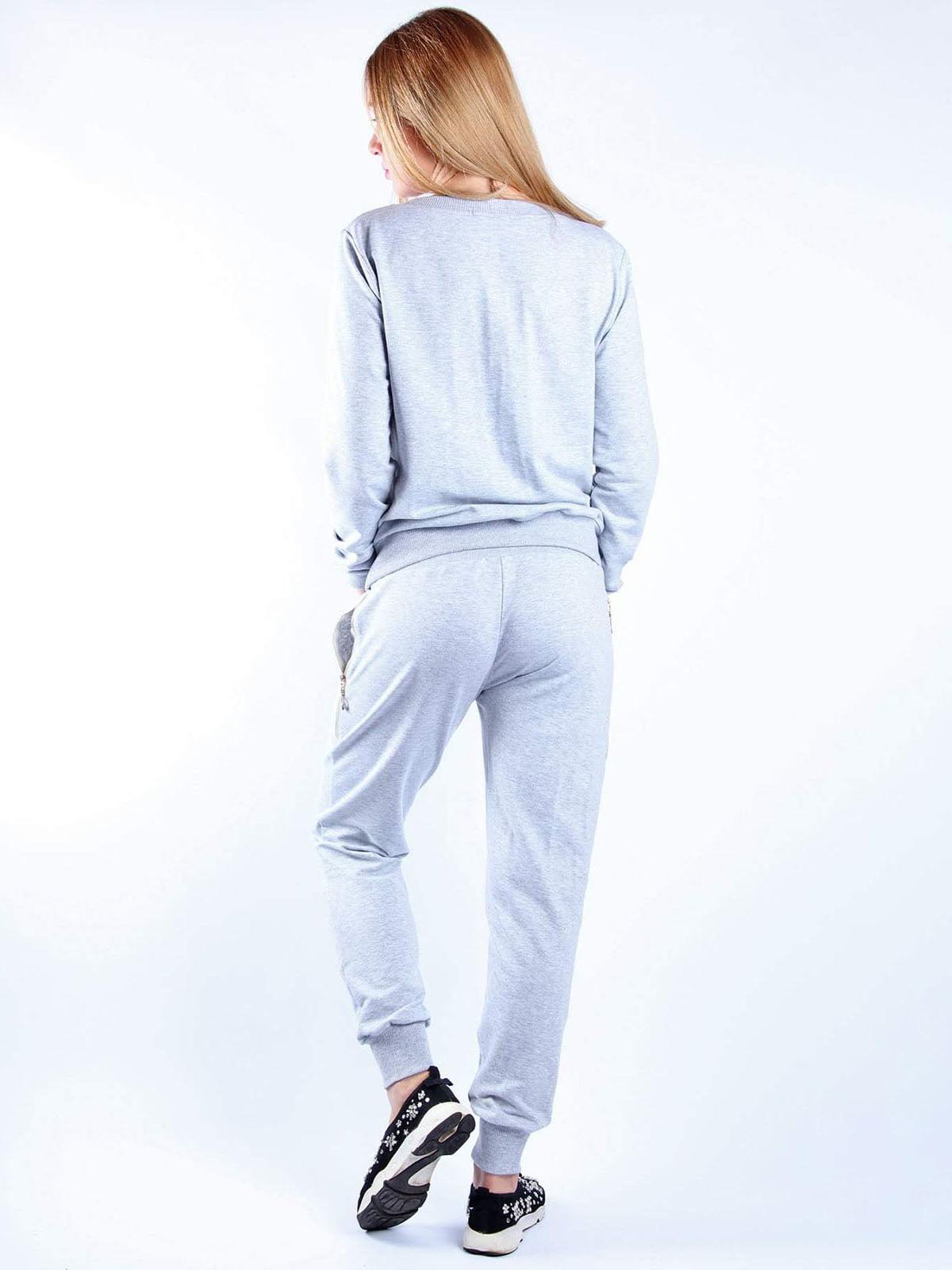 Костюм: джемпер і штани | 4904006 | фото 2