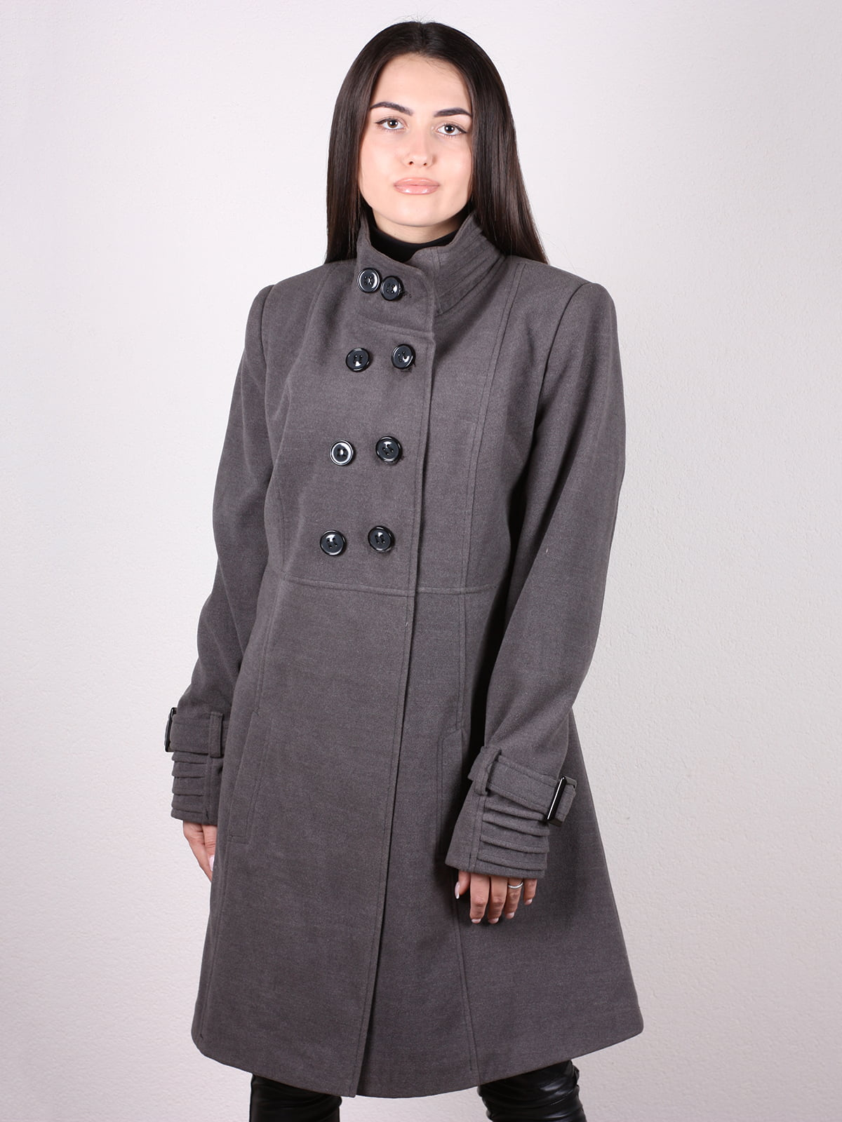 Пальто серое | 4903728