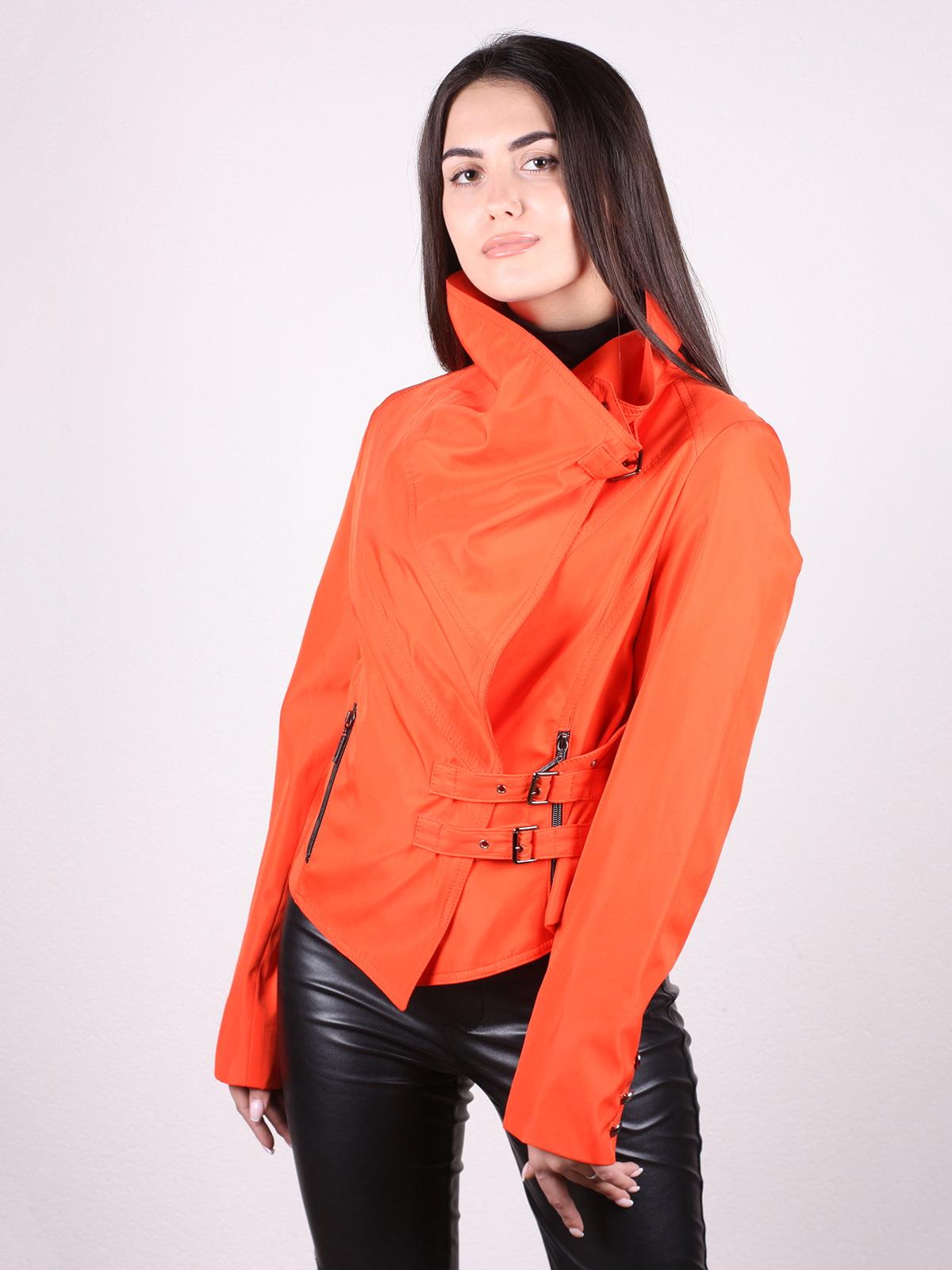 Куртка оранжевая | 4903749