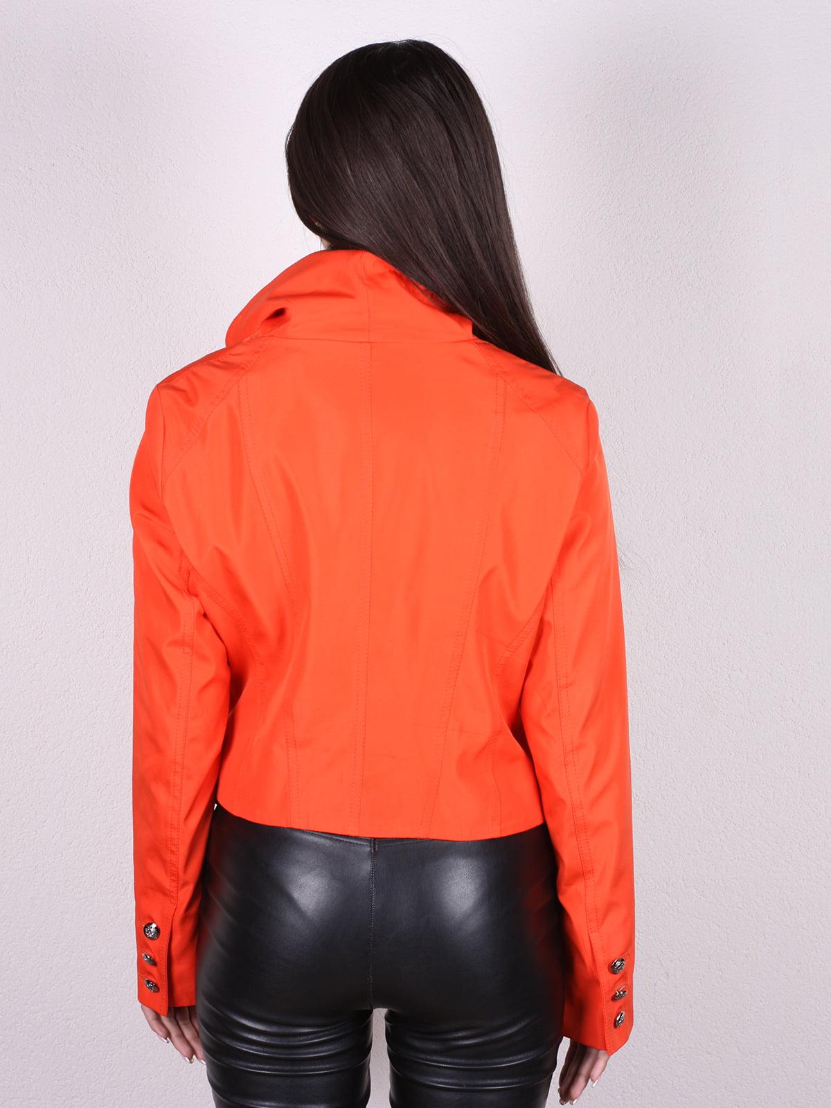 Куртка оранжевая | 4903749 | фото 3