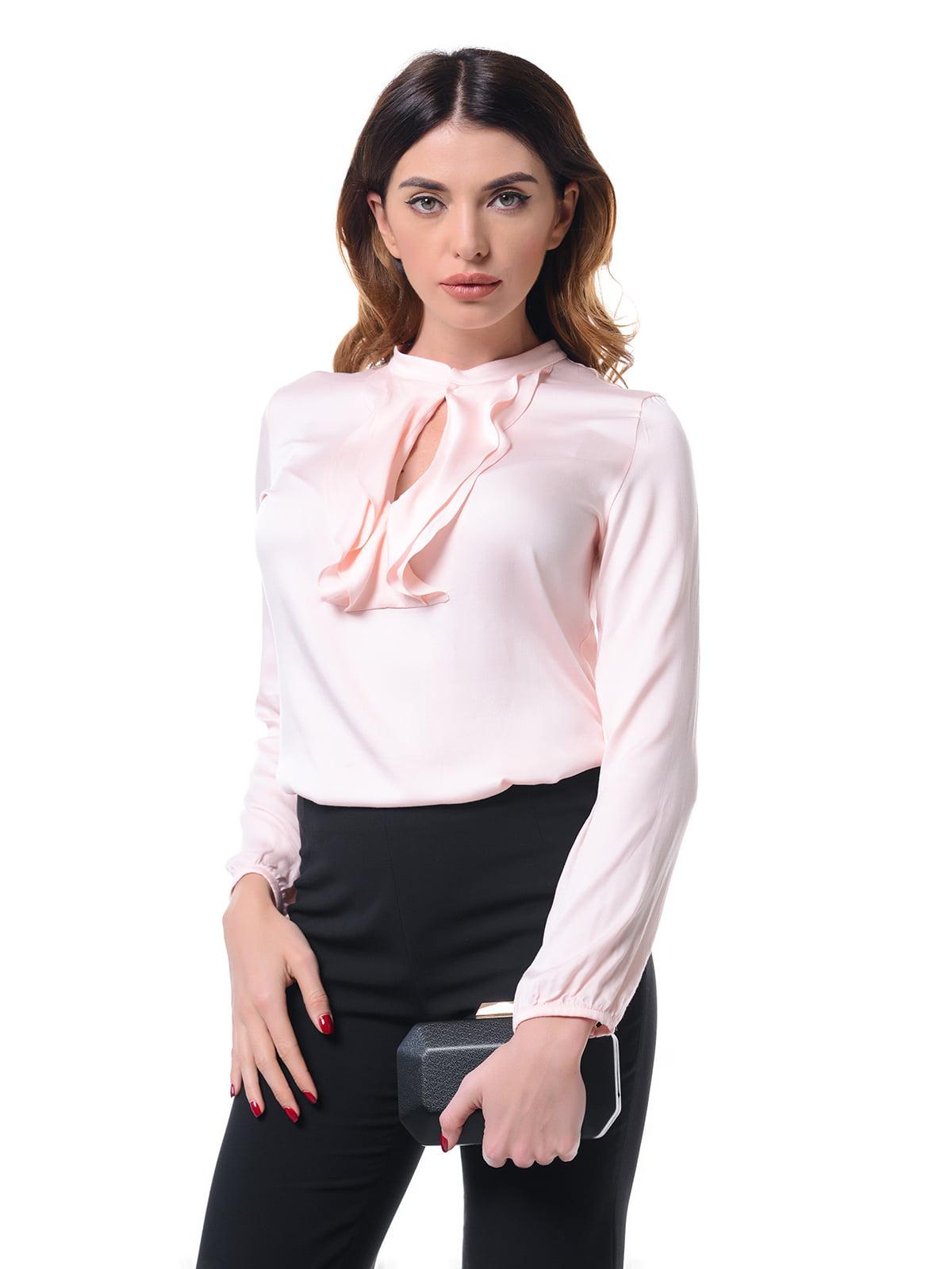 Блуза рожева | 4827110