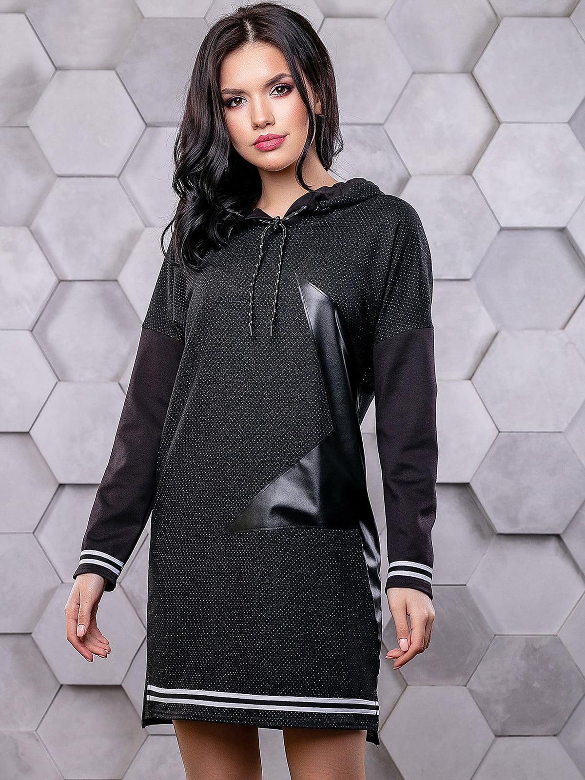 Сукня чорна | 4904635 | фото 4