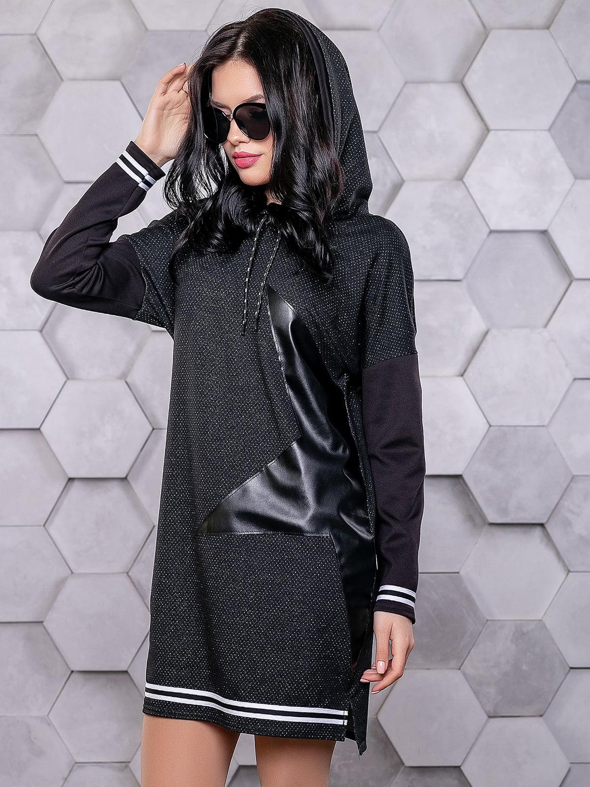 Сукня чорна | 4904635 | фото 6