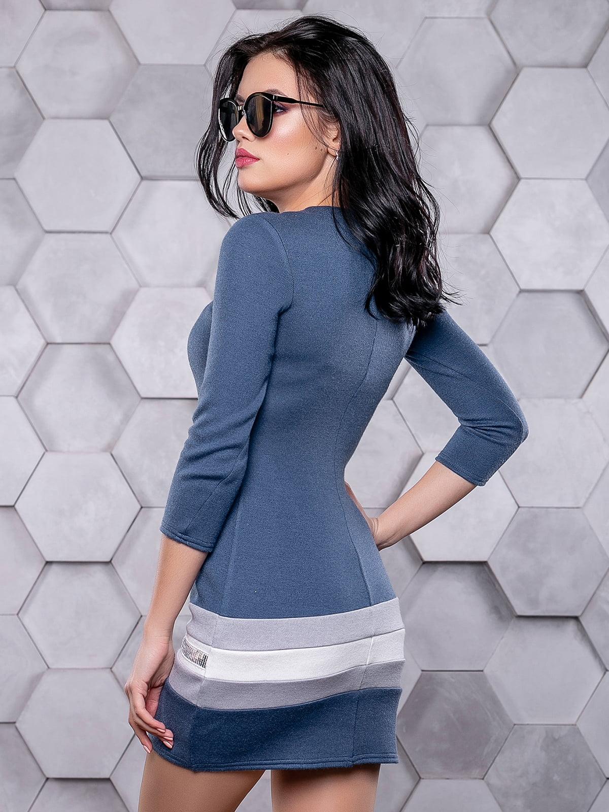 Сукня синя | 4904638 | фото 7