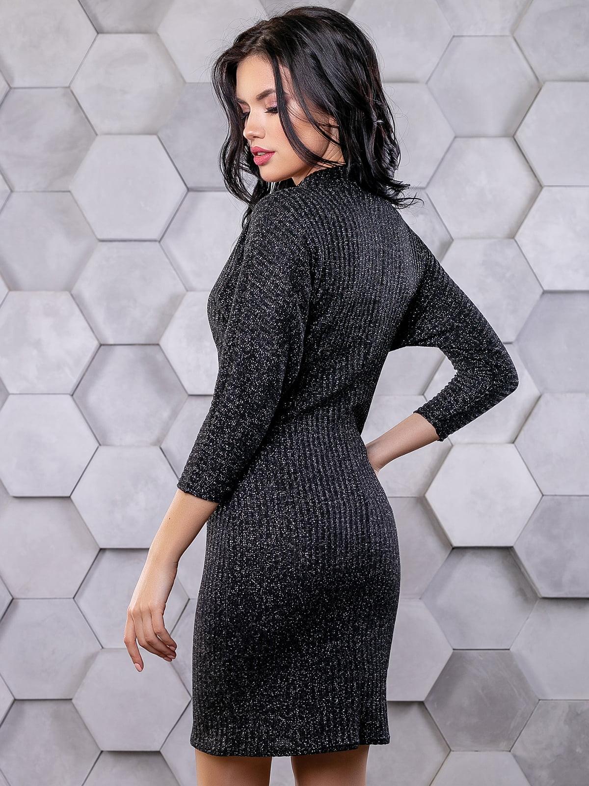Сукня графітового кольору   4904642   фото 7