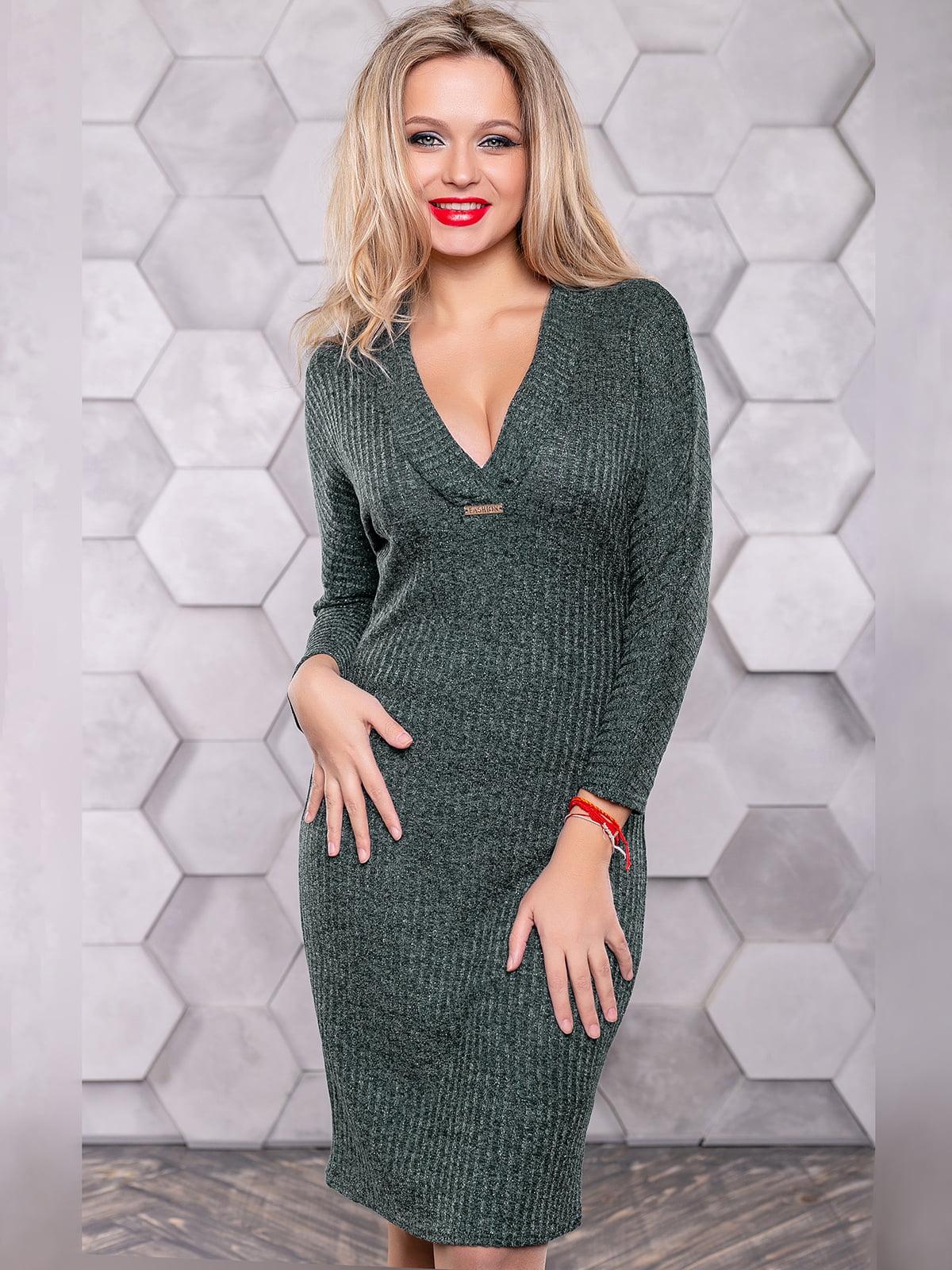 Сукня зелена | 4904646 | фото 2