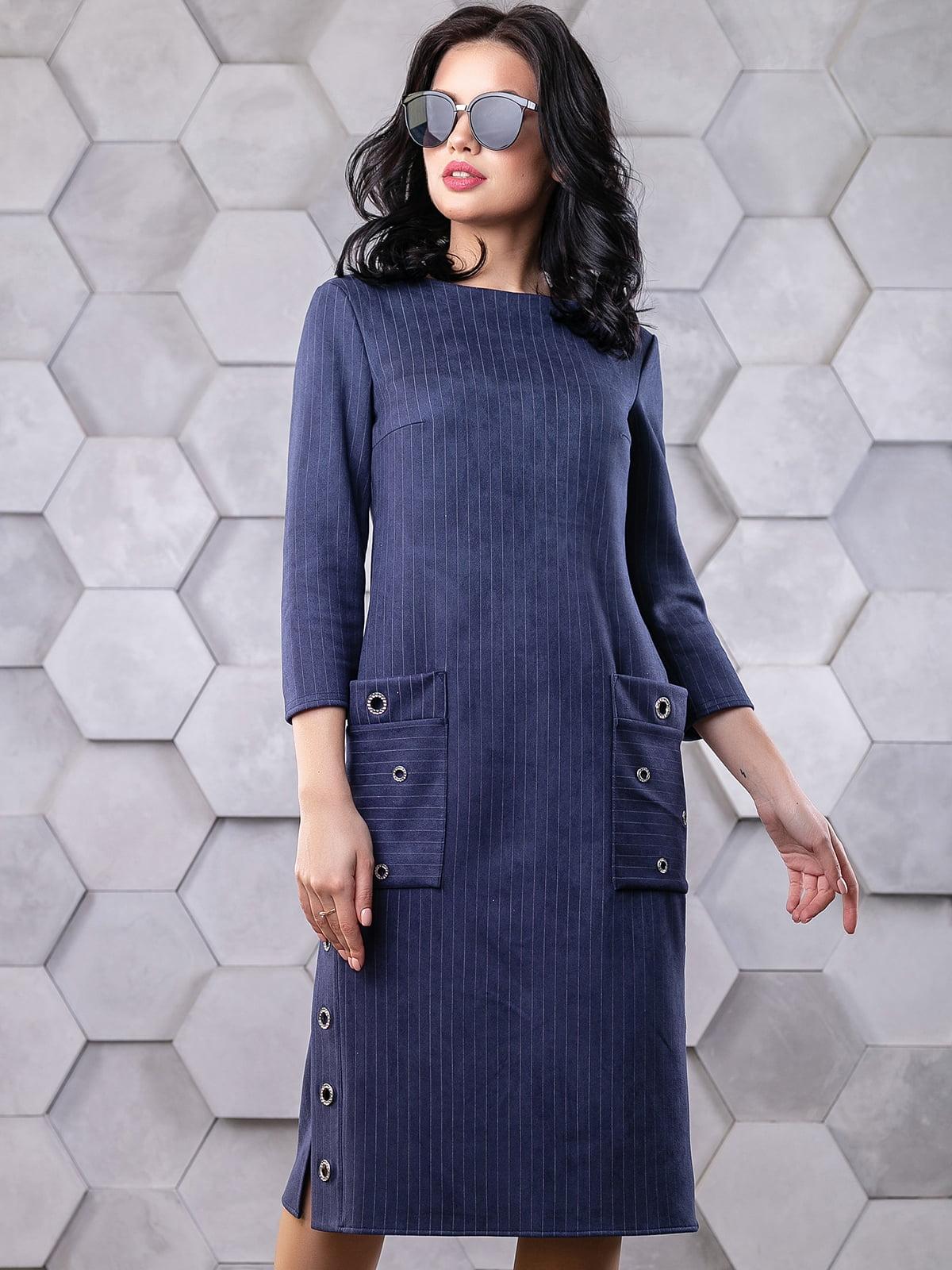Сукня синя | 4904651 | фото 2