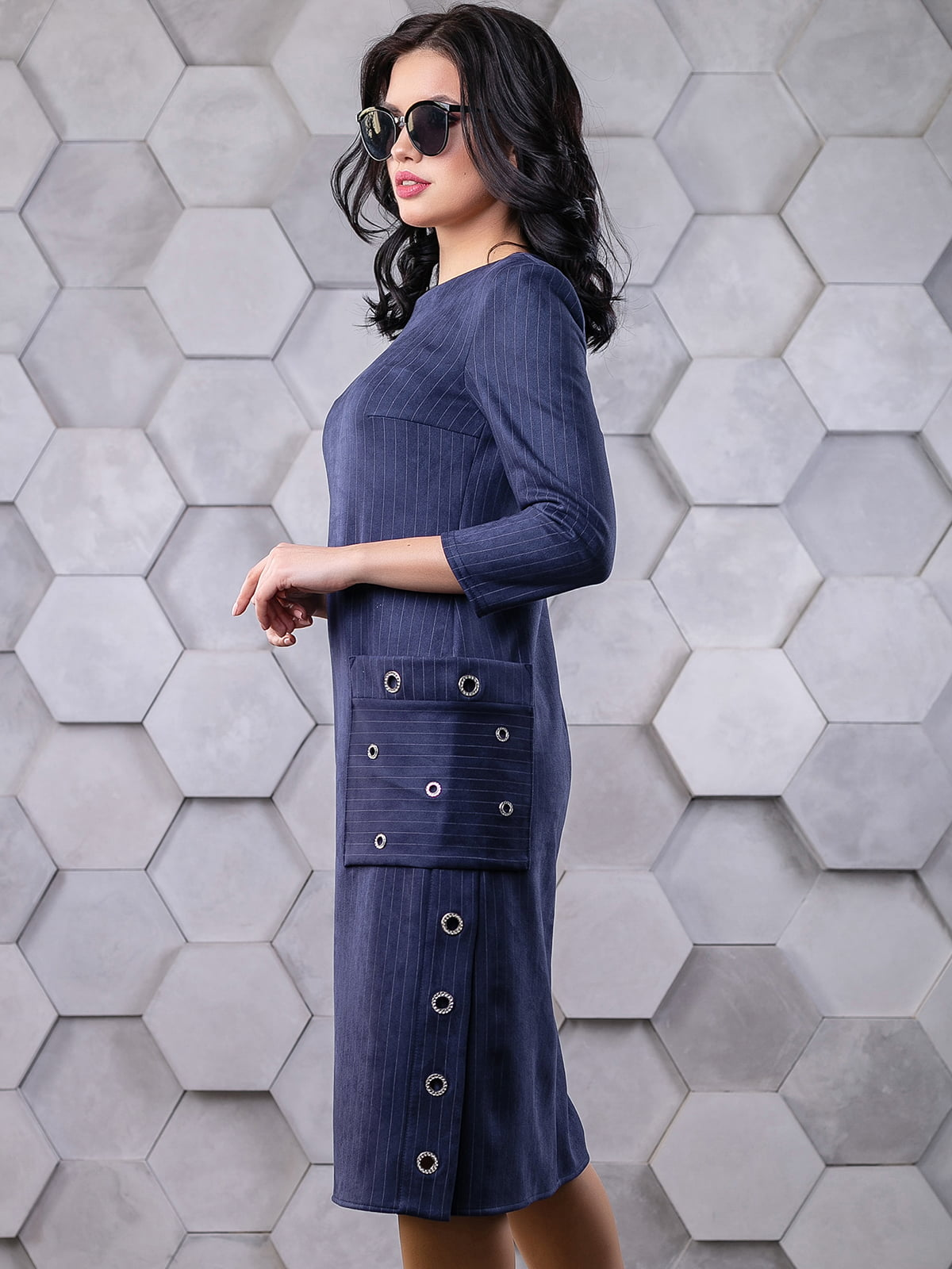 Сукня синя | 4904651 | фото 5