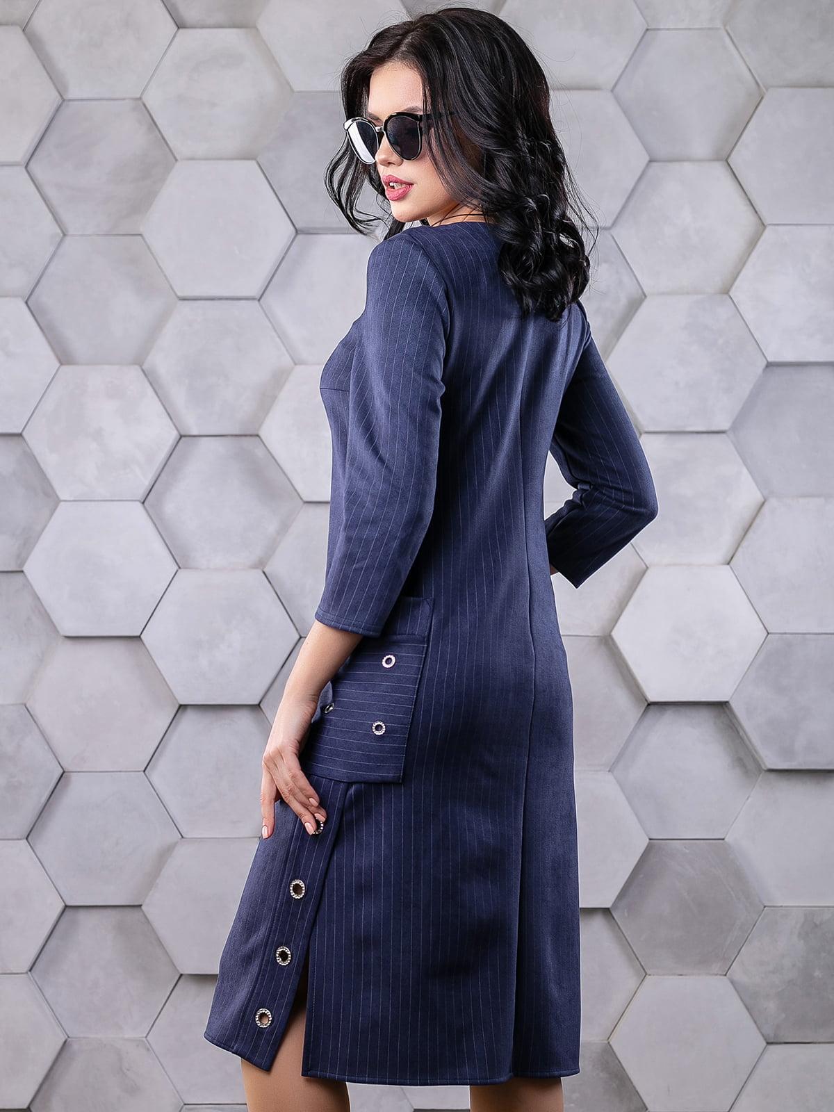 Сукня синя | 4904651 | фото 6