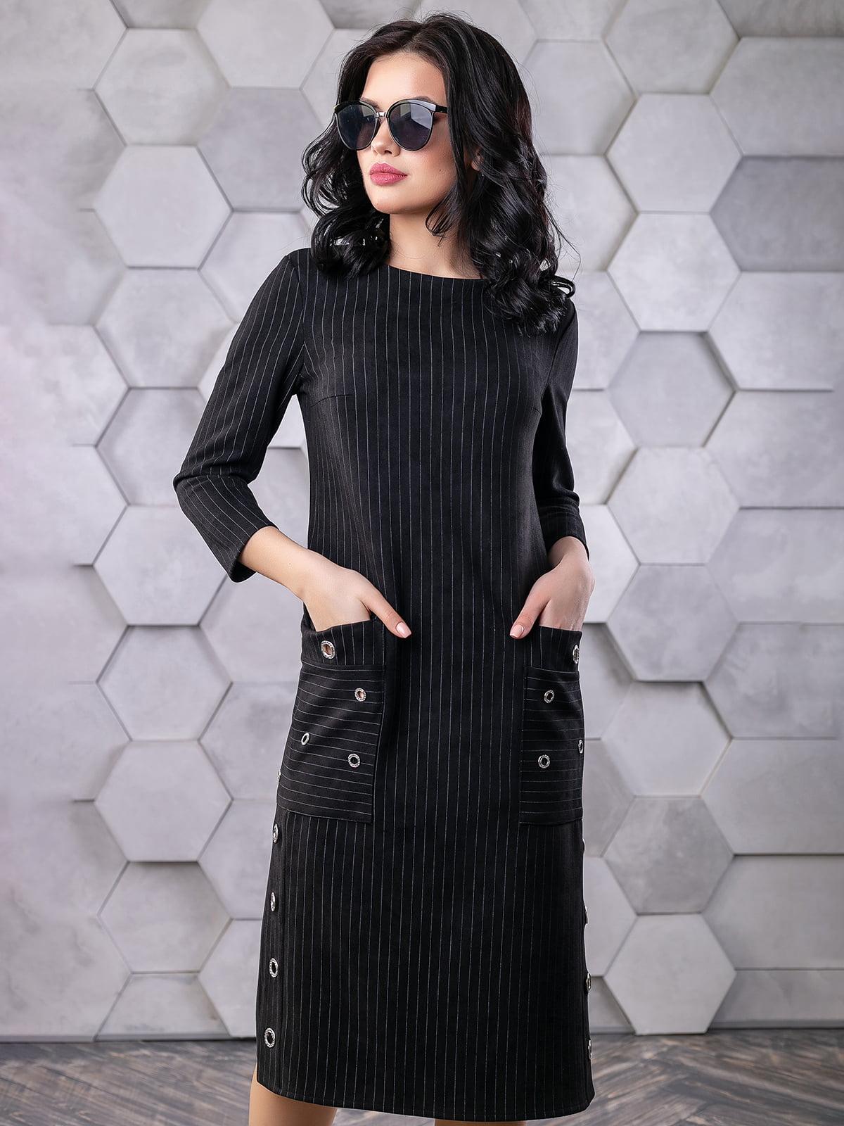 Платье черное | 4904653