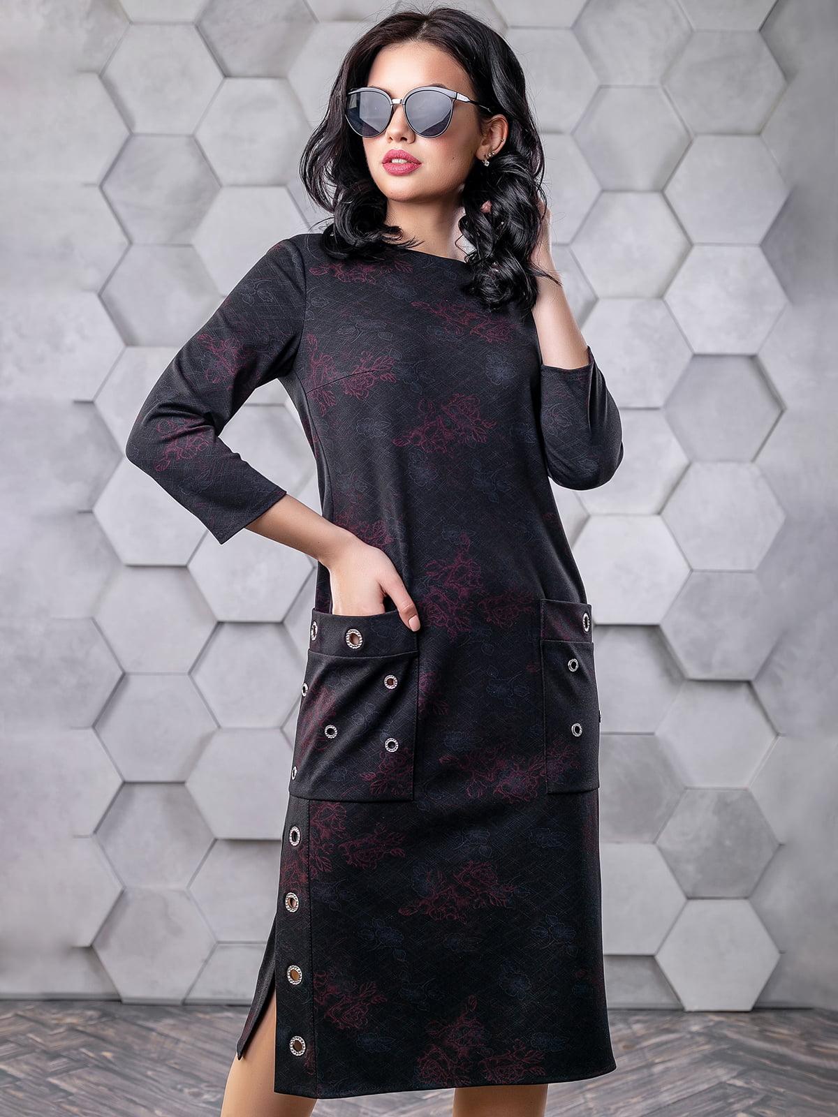 Платье черное | 4904654