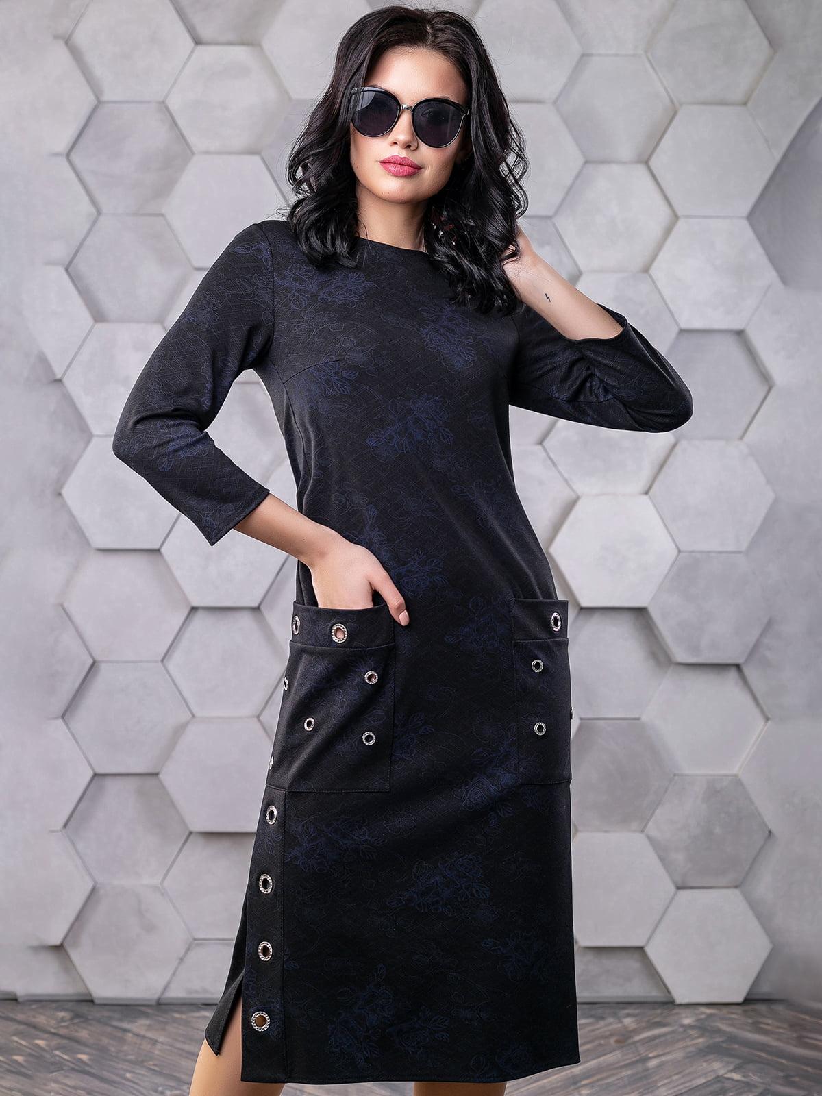 Платье черное | 4904656