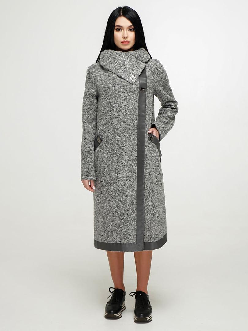 Пальто серое | 4904577