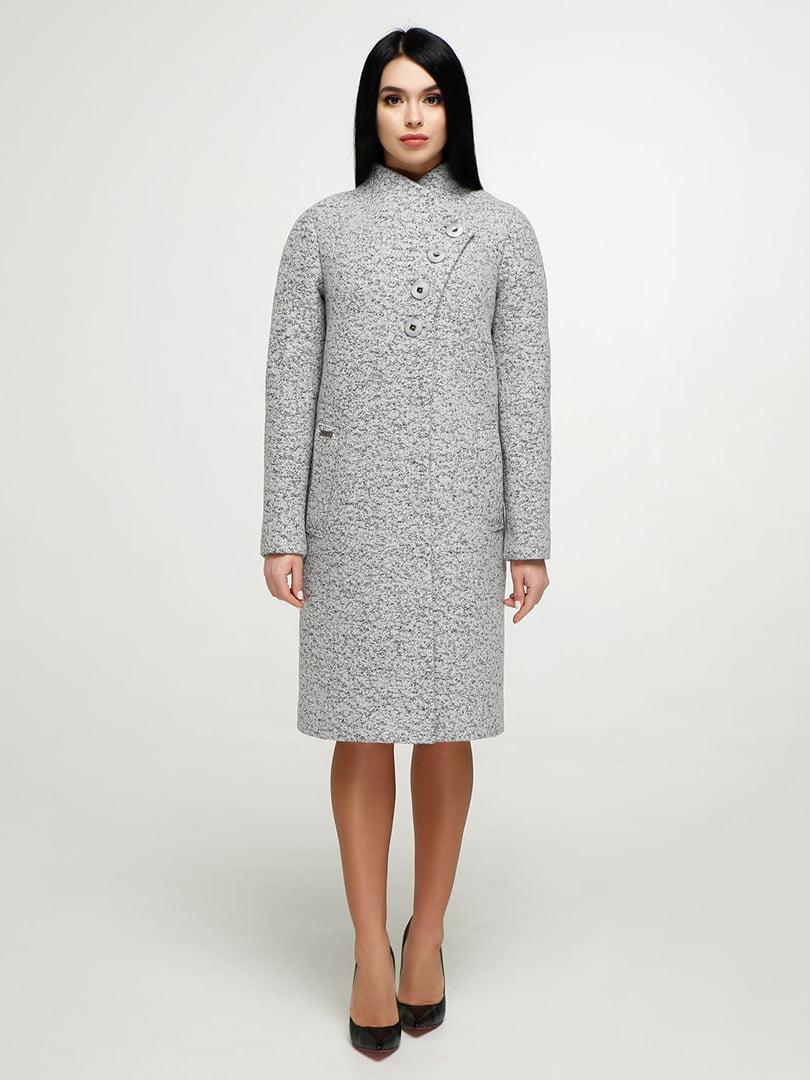 Пальто сіре | 4904582