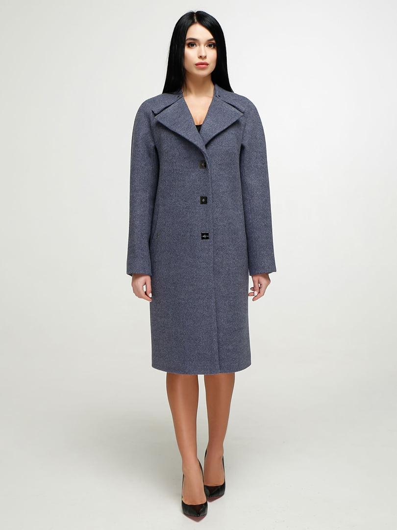 Пальто сіре   4904584