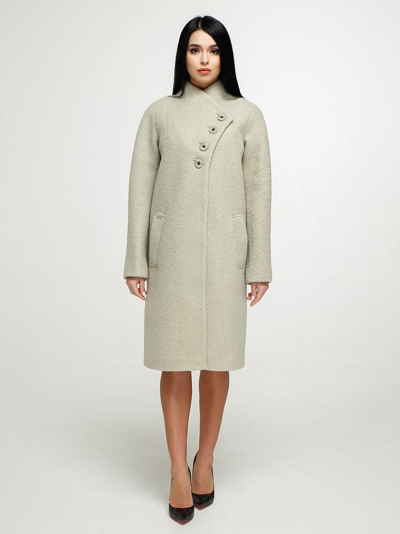 Пальто зелене | 4904608