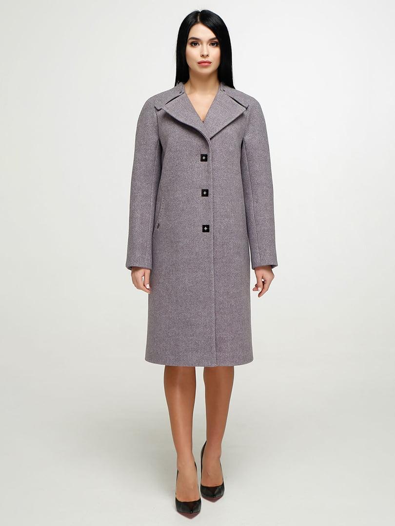 Пальто бузкове | 4904620