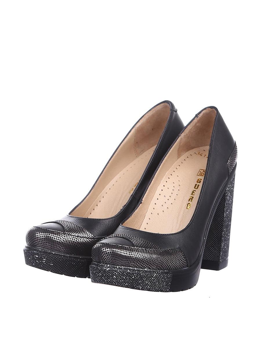 Туфли черные | 4904739