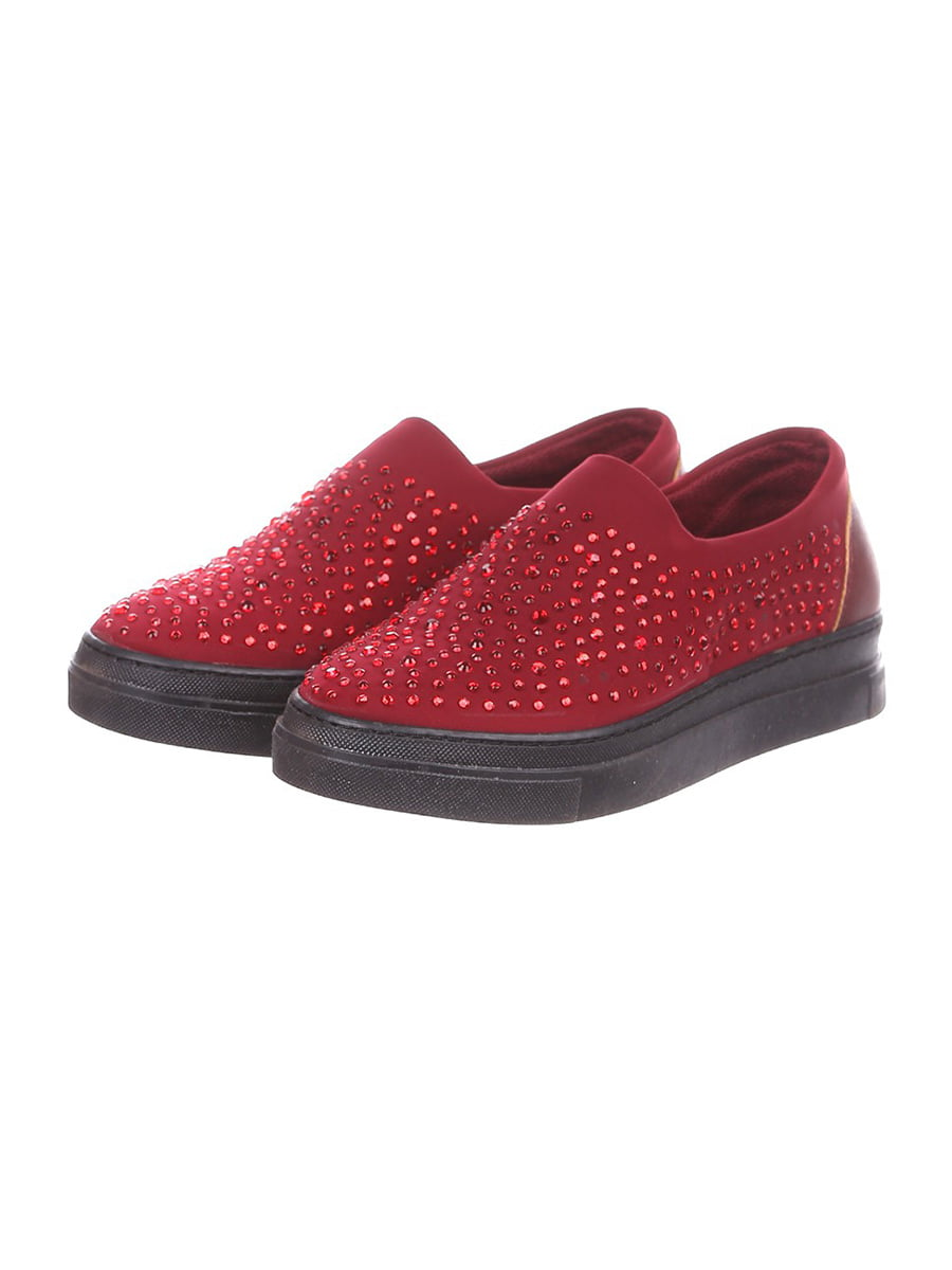 Туфли бордовые   4904857