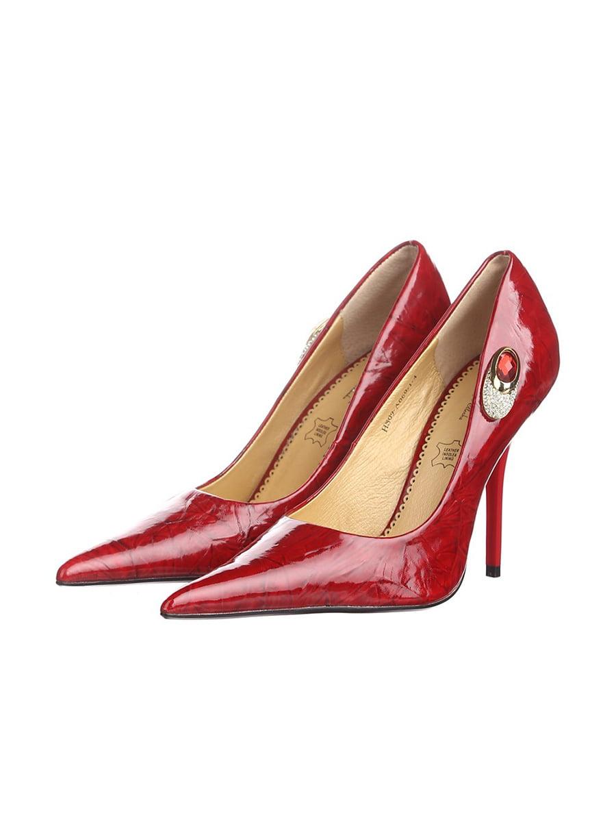 Туфли красные | 4904873