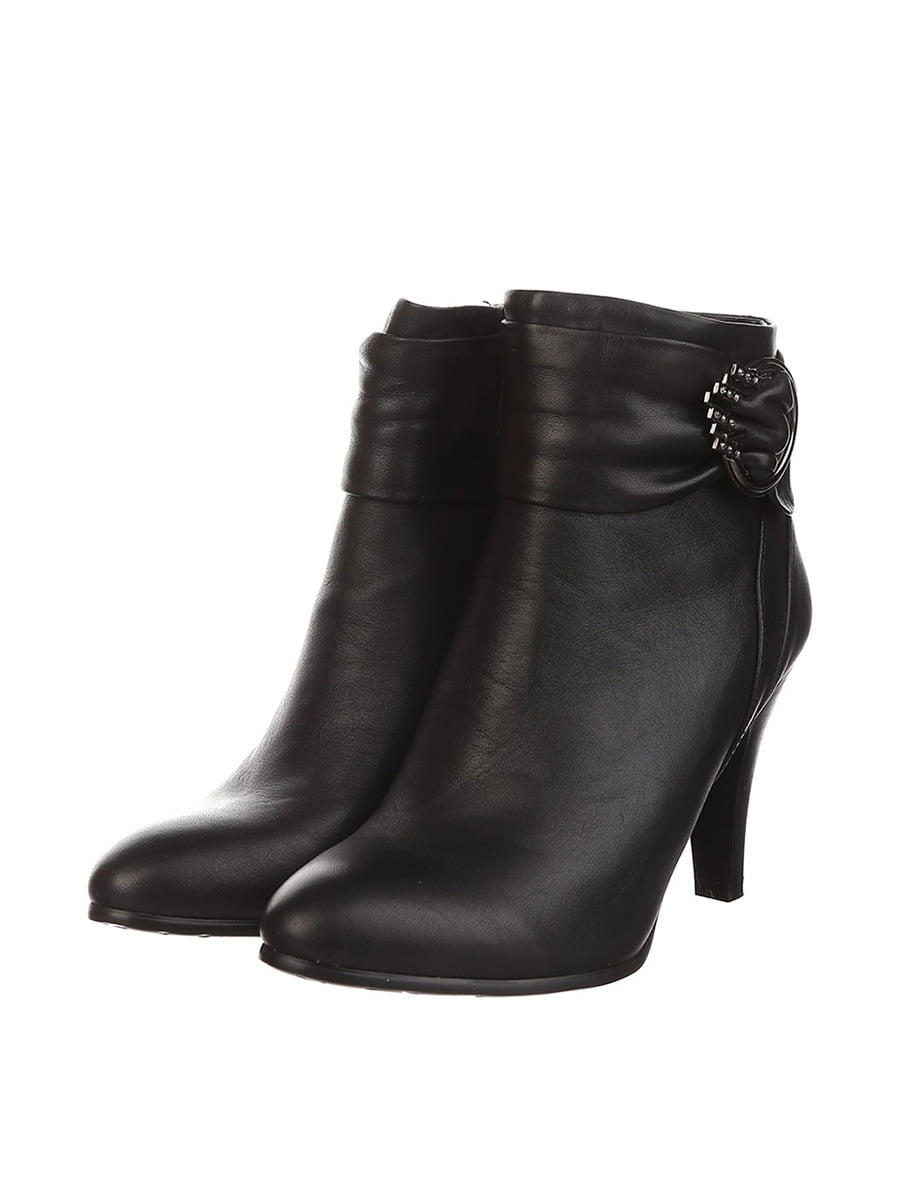Ботинки черные   4905315