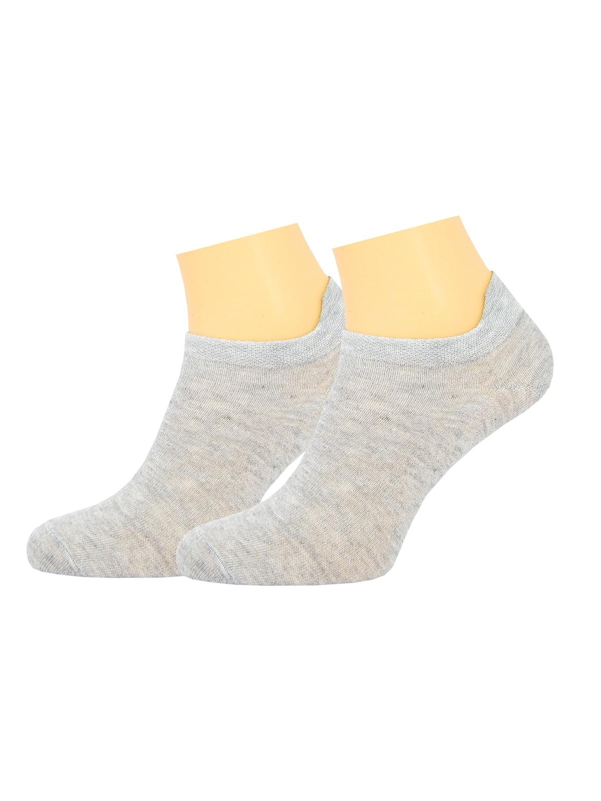 Шкарпетки сірі | 4905909