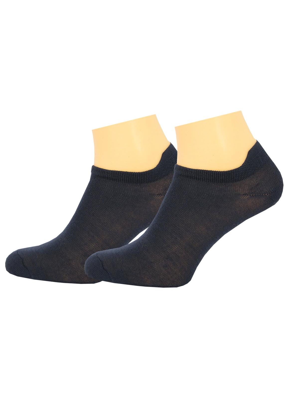 Шкарпетки темно-сині | 4905911