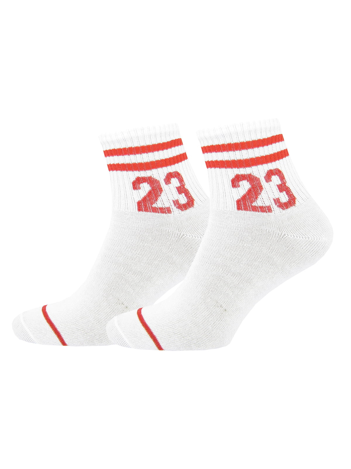 Шкарпетки білі | 4905956