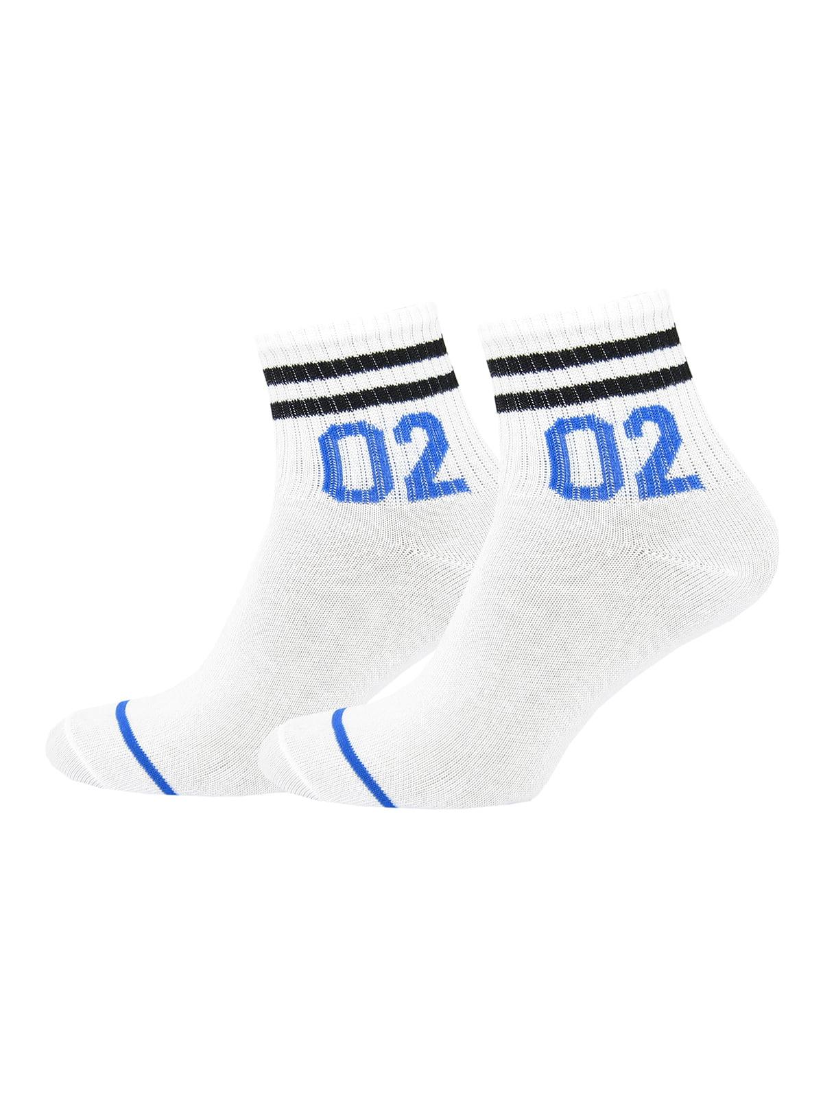 Шкарпетки білі   4905959